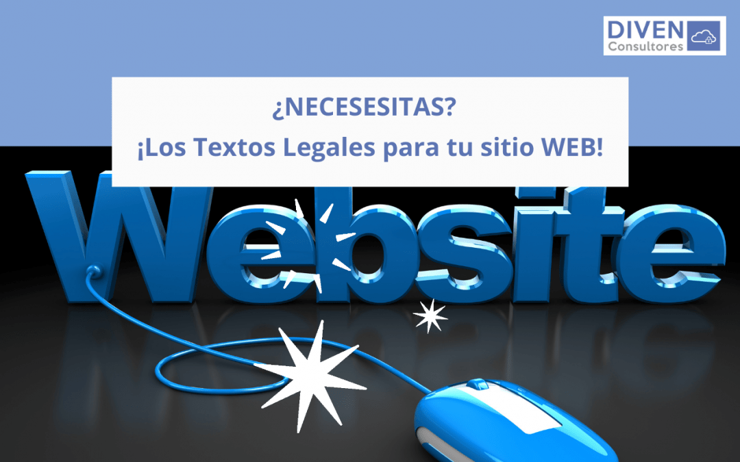 GRATIS, TEXTOS LEGALES de tu WEB